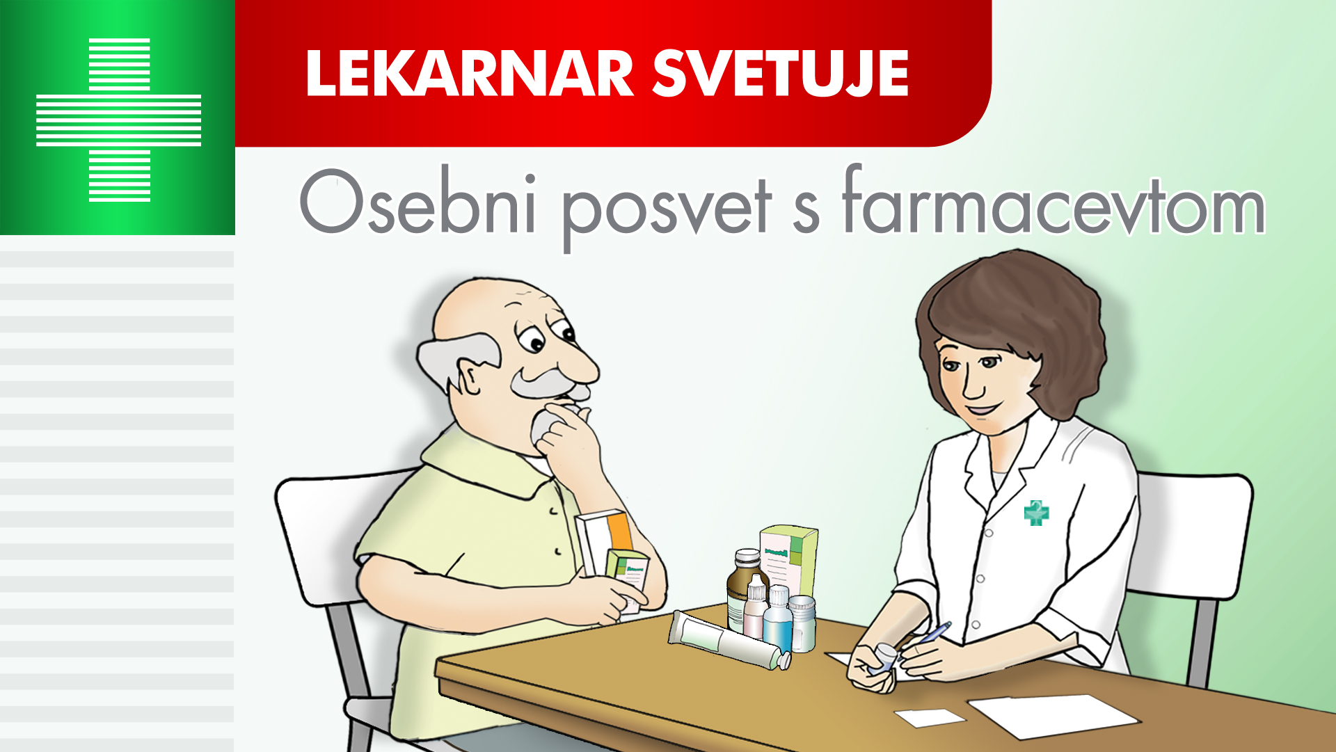 Osebni posvet s farmacevtom